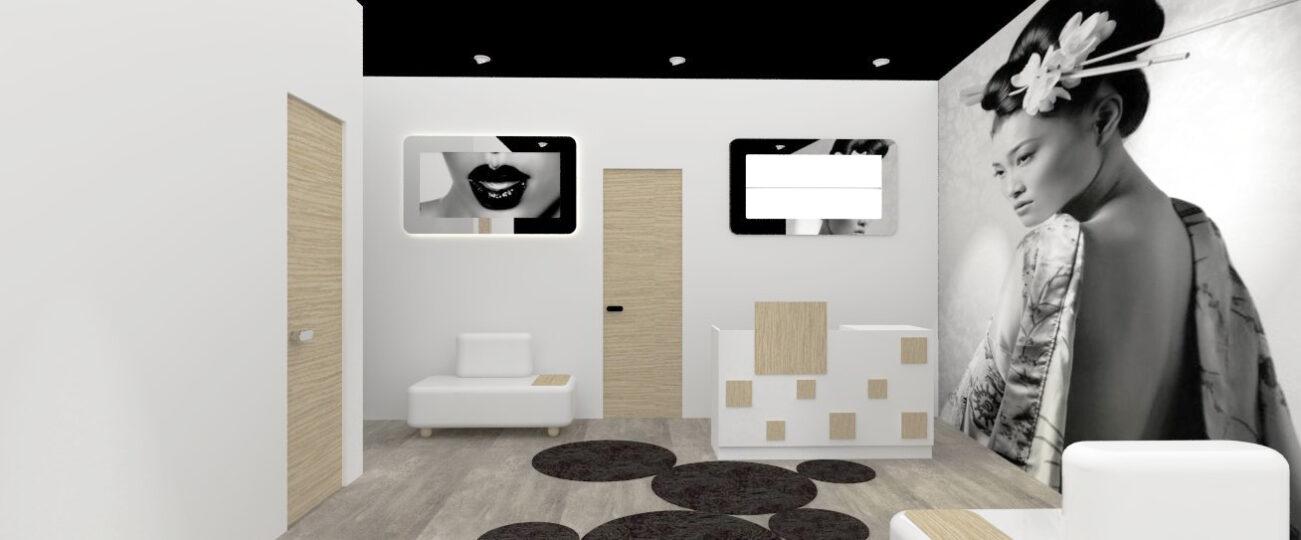 Design e innovazione di un centro estetico La Beautè