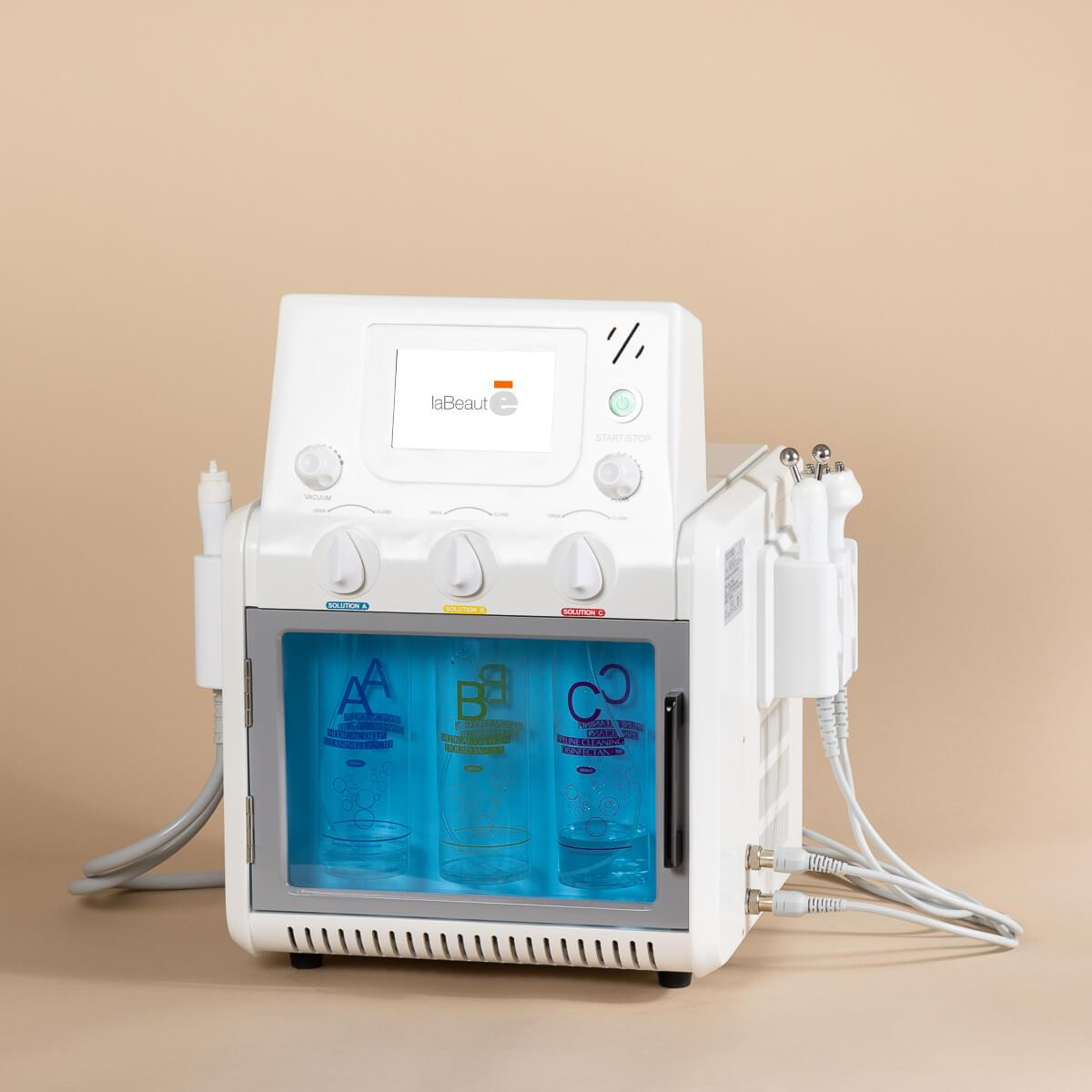 macchinario per trattamento Aqualab- La Beautè