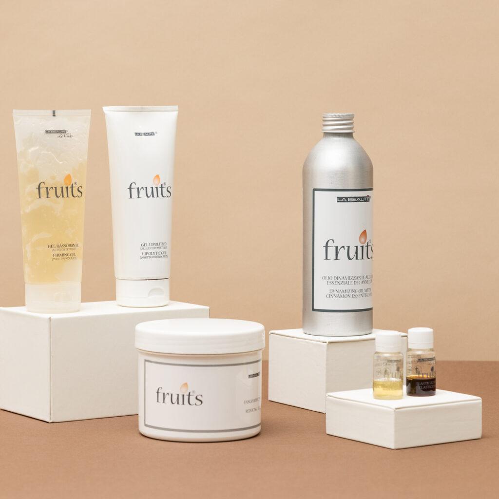 Fruits, prodotti per il corpo e viso - La Beautè