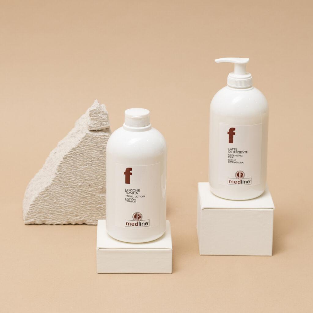Lozione e latte detergente Medline - La Beautè