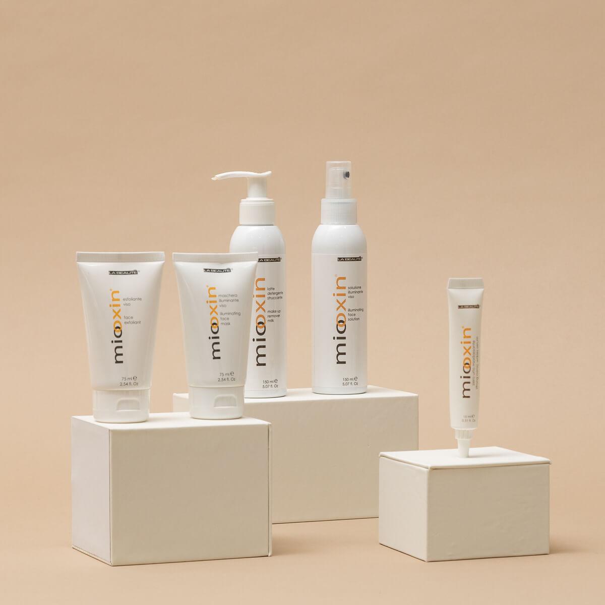 Set completo prodotti Medline Miooxin - La Beautè
