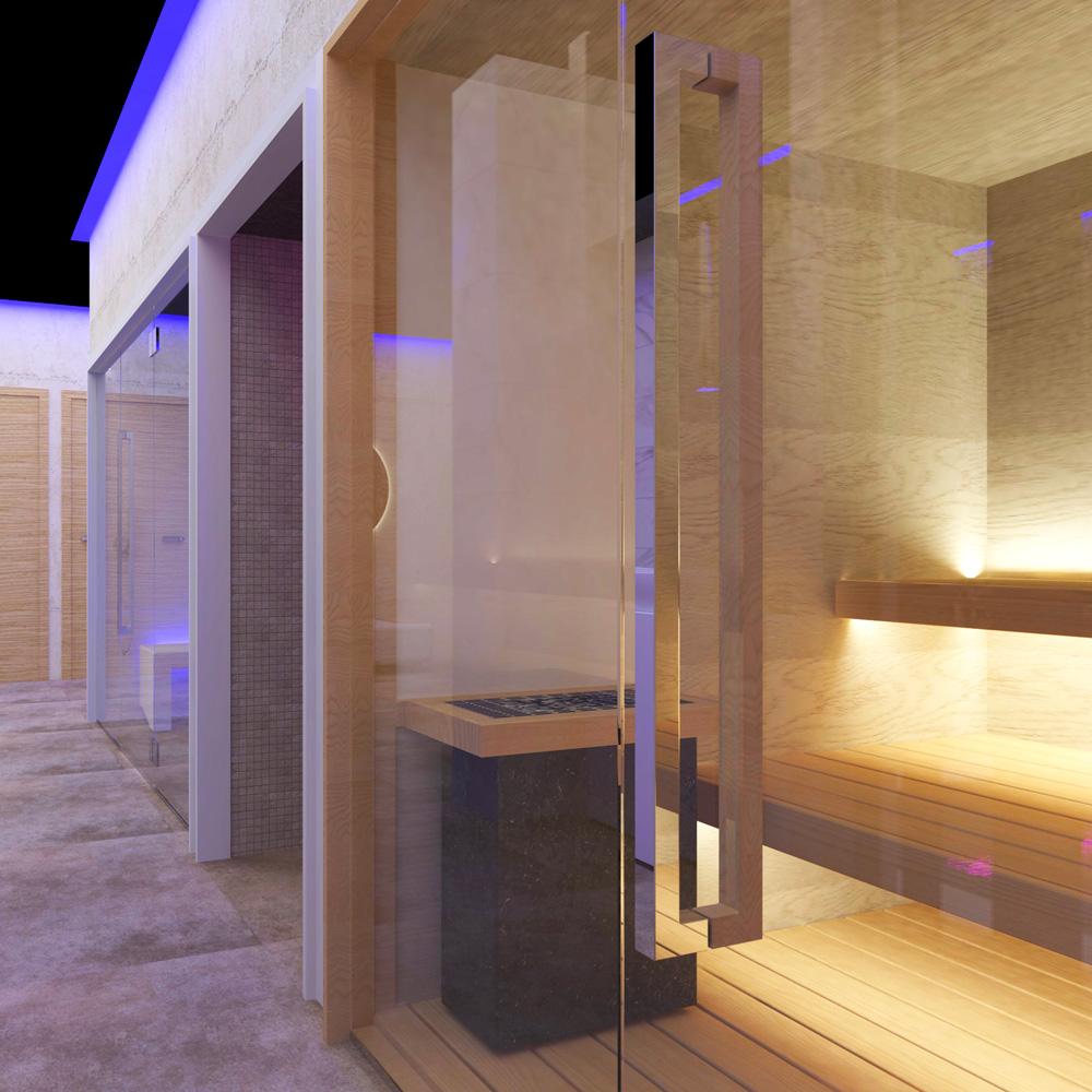Progettazione centri estetici di La Beautè